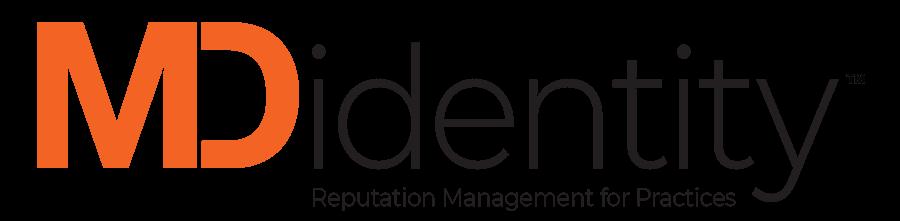 MDidentity Logo